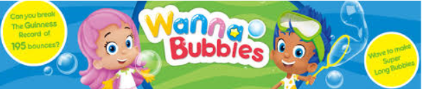 Wanna Bubbles