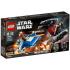 Конструктор LEGO Star Wars A-Винг против тихоход TиАйИ (75196), 5702016109900