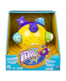 Веселый мячик Chuckle Ball Spin Master