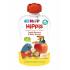 Органическое фруктовое пюре HiPP HiPPiS Pouch Яблоко-банан с детским печеньем, 100 г 8508, 9062300133728