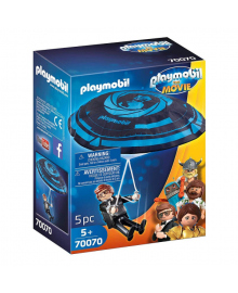 Игровой набор Playmobil Рекс Дашер с парашютом