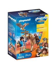 Игровой набор Playmobil Марла с лошадью