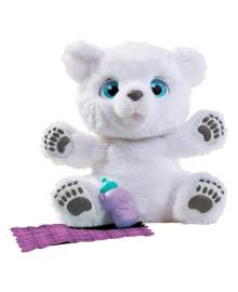 Мягкая игрушка FurReal Friends Полярный медвежонок Сойер B9073EU4, 5010993362974
