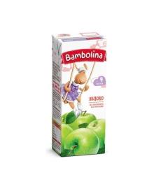 Яблочный сок Bambolina, 200 мл