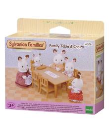 Набор Sylvanian Families Кухонный гарнитур, 5 предметов 4506, 5054131045060