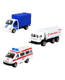 Модель Technopark Служебный транспорт (в ассорт) Технопарк SB-19-01-CDU, 6900006514904