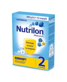 Сухая смесь Nutrilon Комфорт 2, 300 г