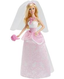 """Детская кукла BARBIE """"Королевская невеста"""" (CFF37)"""