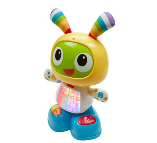 Обучающий интерактивный робот Бибо (рус.) Fisher-Price DJX26