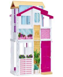 """Городской дом Barbie """"Малибу"""" DLY32"""