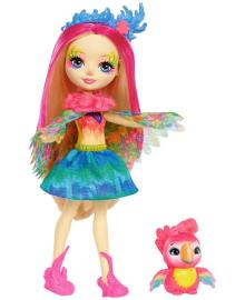 """Детская кукла Mattel """"Попугай Пикки"""" (FJJ21)"""