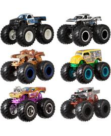 """Набор из 2 машинок-внедорожников серии """"Monster Trucks"""" Hot Wheels (в асс.) FYJ64"""