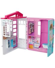 Портативный домик Barbie FXG54