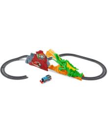 """Детский моторизованный игровой набор Thomas & Friends """"Побег от дракона"""" (FXX66)"""