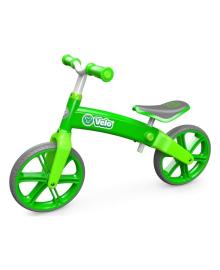 Беговел Y-Volution Velo Balance, зеленый Yvolution 100001