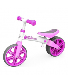 Беговел Y-Volution Velo Junior, розовый Yvolution 100531