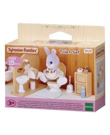 Игровой набор Sylvanian Families Туалетная комната