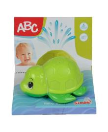 Игрушка для ванны ABC Черепашка 11 см