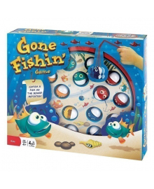 Настольная игра Spin Master Веселая рыбалка