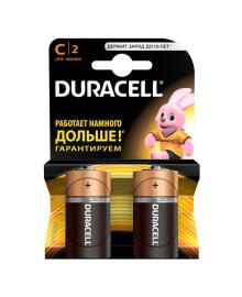 Батарейки Duracell C LR14 MN1400 KPN