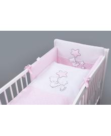 Комплект постельного белья 6 элементов Puer Balloons pink розовый