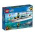 Конструктор LEGO City Яхта для дайвинга, 148 деталей (60221), 5702016369533