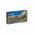 Конструктор LEGO City Железнодорожные стрелки, 8 деталей (60238), 5702016364675
