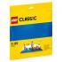 Конструктор LEGO Classic Базовая пластина синего цвета (10714), 5033491107144