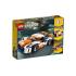 Конструктор LEGO Creator Оранжевый гоночный автомобиль, 221 деталь (31089), 5702016367843