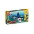 Конструктор LEGO Creator Обитатели морских глубин, 230 деталей (31088), 5702016367836