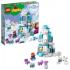 Конструктор LEGO DUPLO Princess Ледяной замок, 59 деталей (10899), 5702016367614
