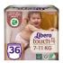 Подгузники-трусики Libero Touch 4 (7-11кг) 36 шт