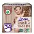 Подгузники-трусики Libero Touch 5 (10-14кг) 34 шт