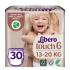 Подгузники-трусики Libero Touch 6 (13-20 кг) 30 шт