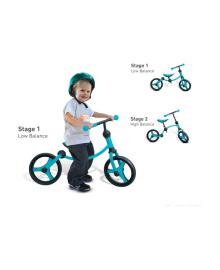 Беговел Smart Trike Running Bike, голубой 1050300, 4897025795310