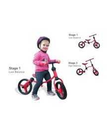 Беговел Smart Trike Running Bike, красный 1050100, 4897025795303