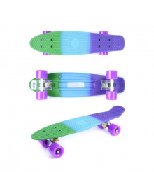 Скейтборд GO Travel Fuzion, 56 cм LS-P2206F