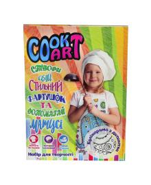 Набор для творчества Strateg Cook Art