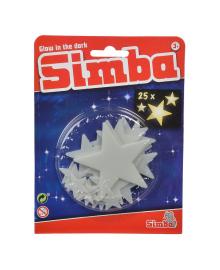 Набор Simba Светящиеся звезды 25 эл