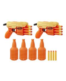 Набор для стрельбы Nerf Alpha Strike Fang х2 QS-4  E7563EU4, 5010993624188