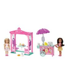 Игровой набор Barbie Club Chelsea Угощение Челси и зверька (в ассорт.)