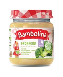 Пюре Bambolina Брокколи, 100 г