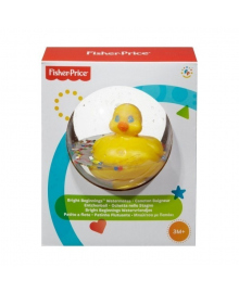 Развивающая игрушка Fisher-Price Утенок в шаре (в ассорт.)