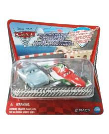 Коллекционные фигурки-ластики Cars Disney 2 шт. в уп. (в ассорт.) Disney Сars 38841