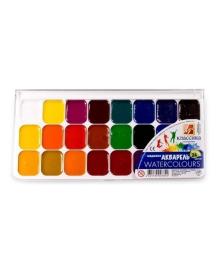 Краски акварельные Луч Классика 24 цветов 110217