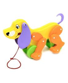 Собака-каталка Поліссі Бобі ПОЛЕСЬЕ