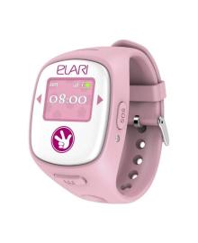 Детский телефон-часы с GPS-трекером FixiTime 2 Pink FT-201P