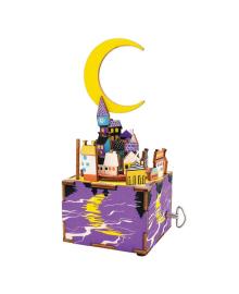 Музыкальная шкатулка Robotime Летний сон AM306, 6946785105650