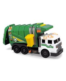 Мусоровоз Dickie Toys Чистый город с контейнером 39 см