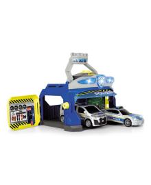 Игровой набор Dickie Toys Командный пункт полиции